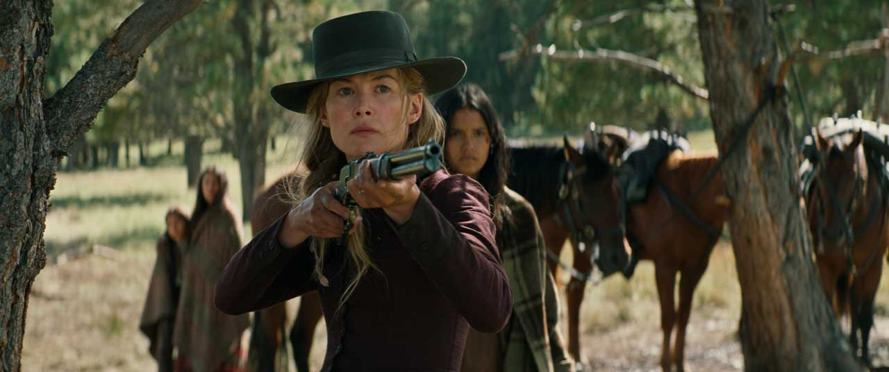 Image result for hostiles rosamund pike